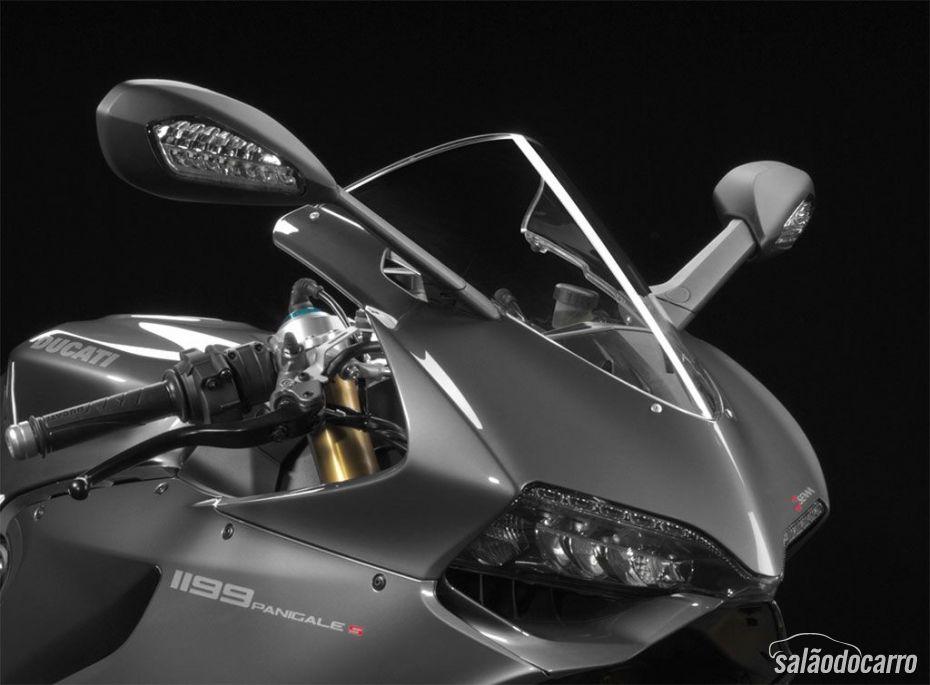Ducati 1199 Panigale Ayrton Senna
