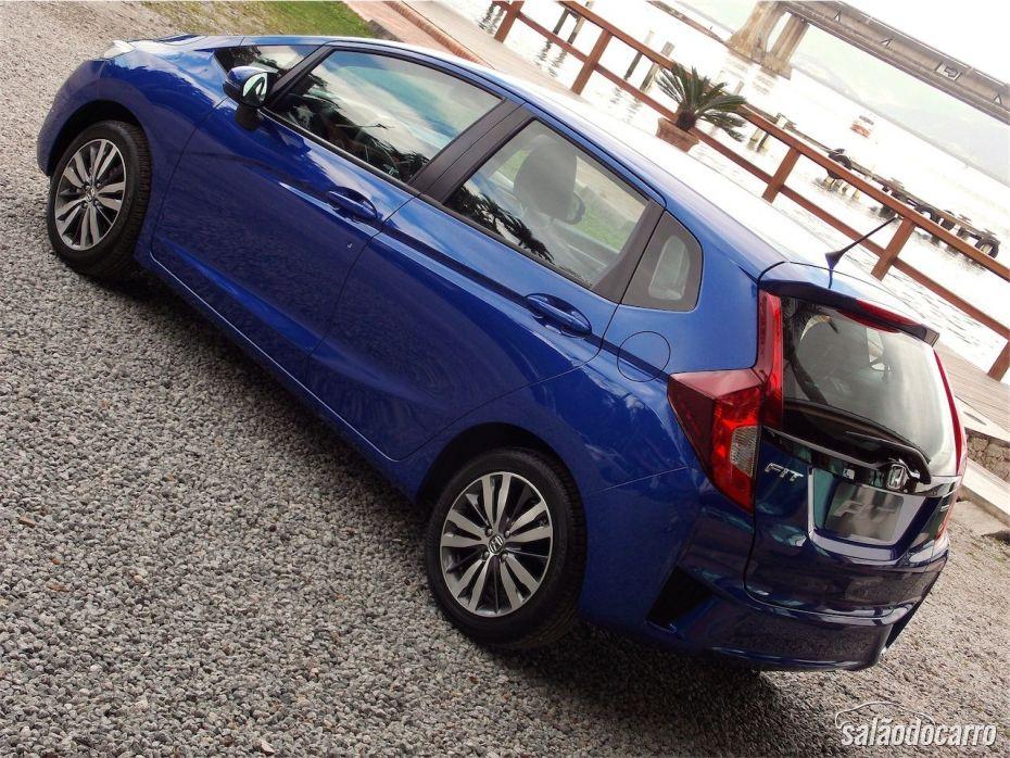 Novo Honda Fit - Foto 4