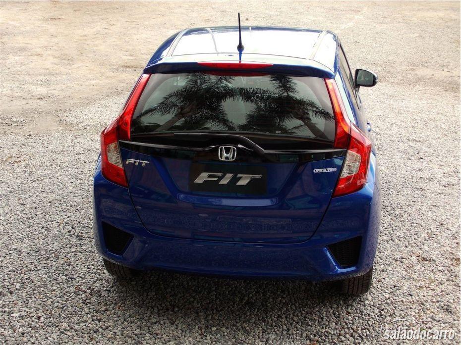 Novo Honda Fit - Foto 5