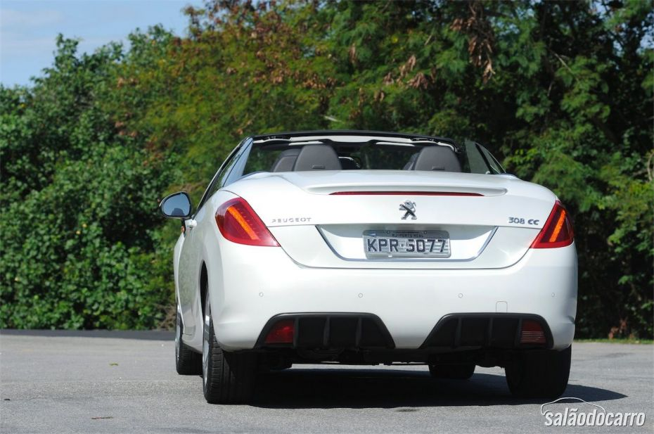 Peugeot 308 CC - Foto 6