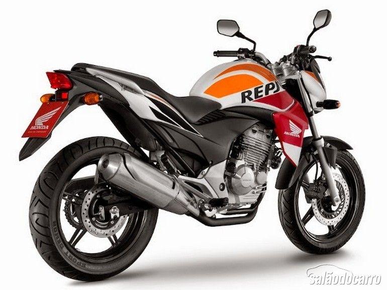 Honda CB300 R Repsol