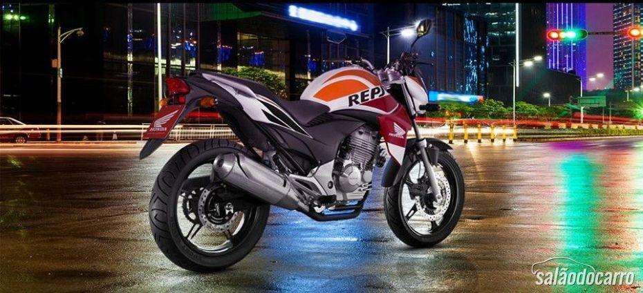 Honda CB300R Repsol