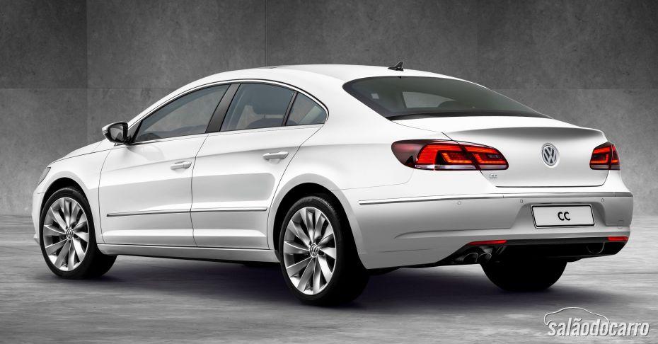 VW CC 2014