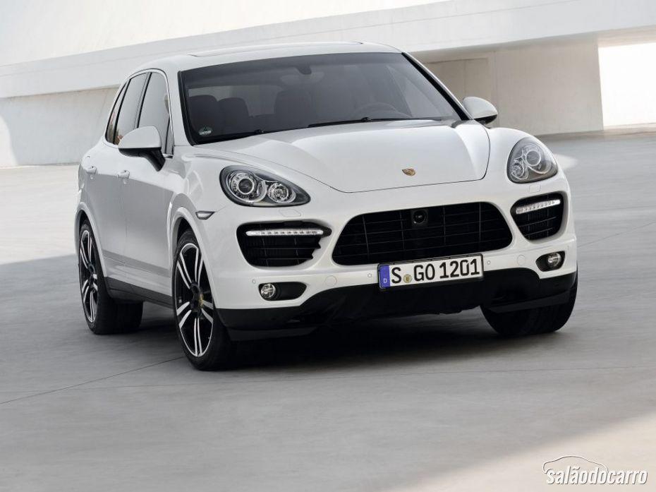 Porsche Cayenne cupê