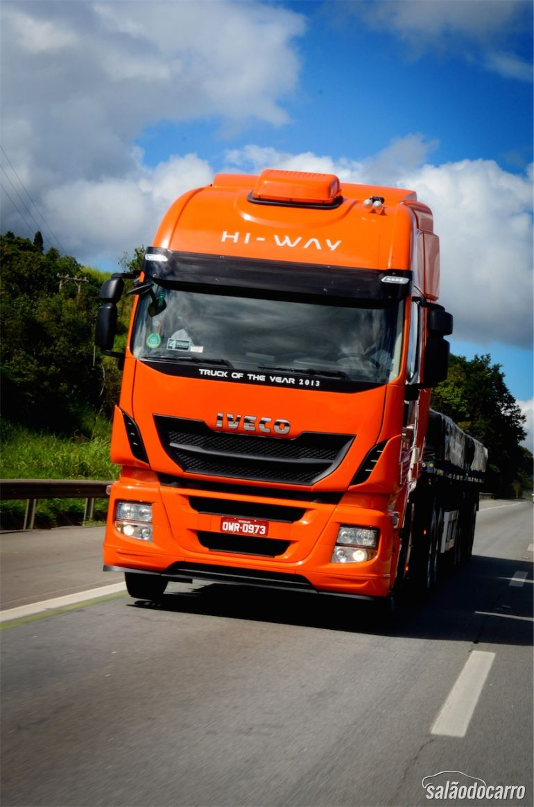 Iveco Hiway 560