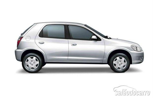 Novo Chevrolet Celta 2015