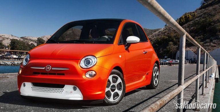 Fiat 500e Recall