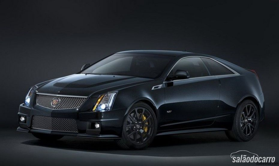 Cadillac CTS-V Coupe Special Edition