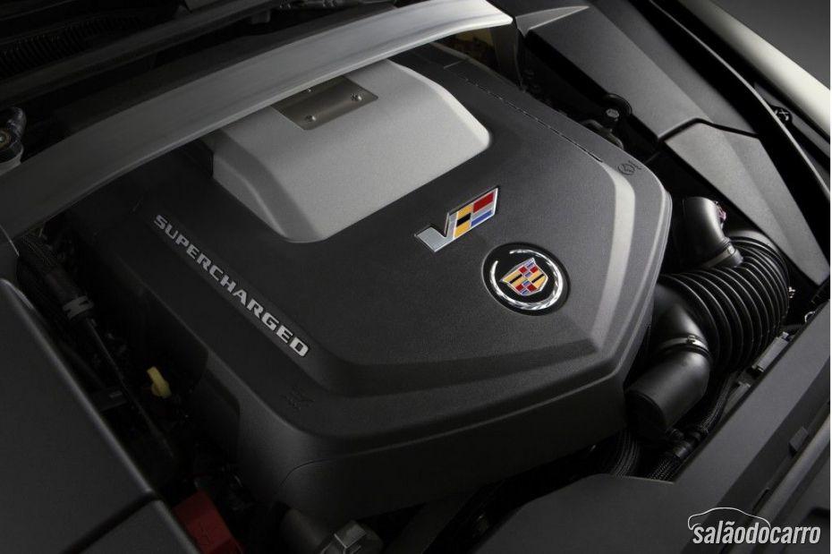 Cadillac novo CTS-V Coupe Special Edition