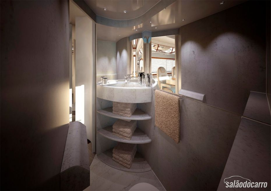 Banheiros de luxo