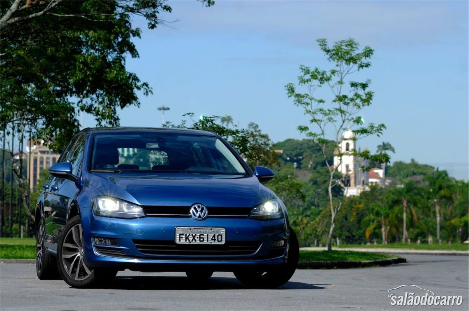 VW Golf Highline - Foto 1
