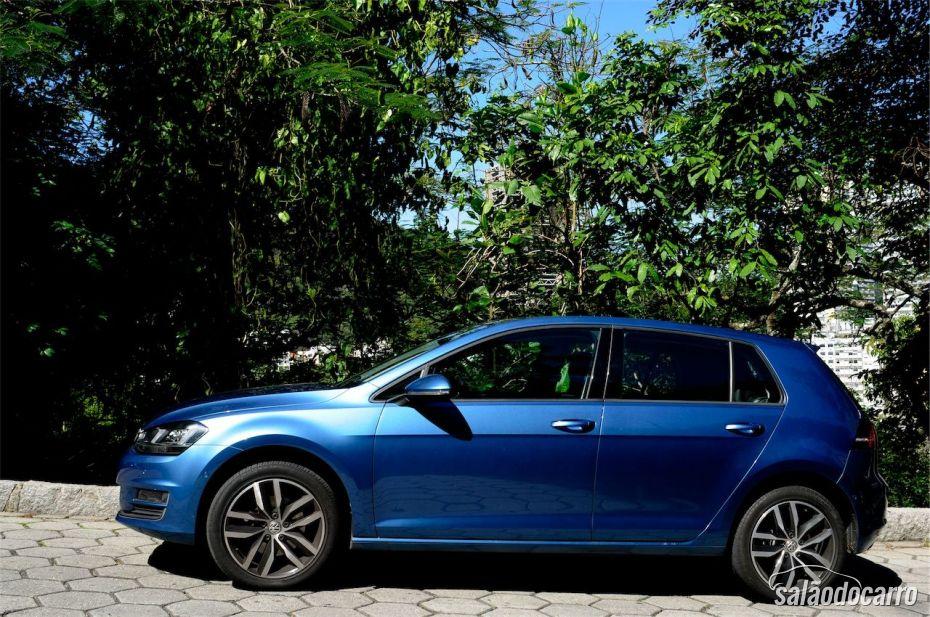 VW Golf Highline - Foto 3