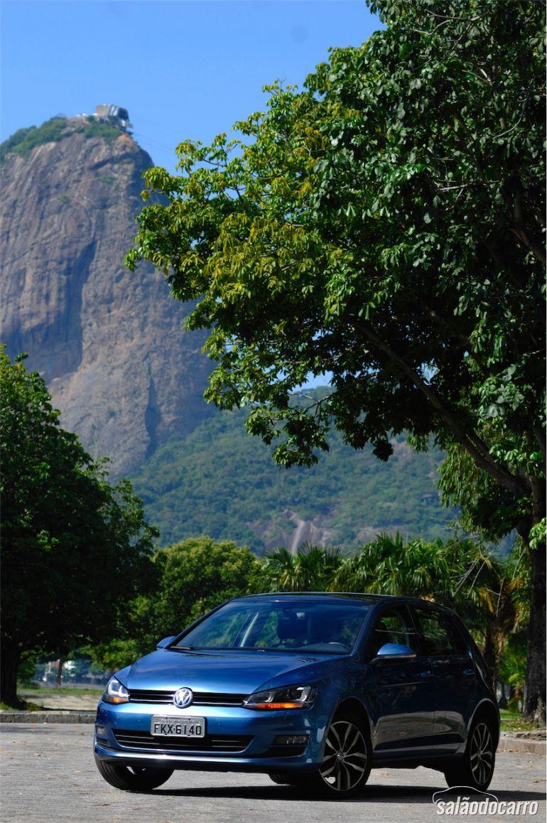 VW Golf Highline