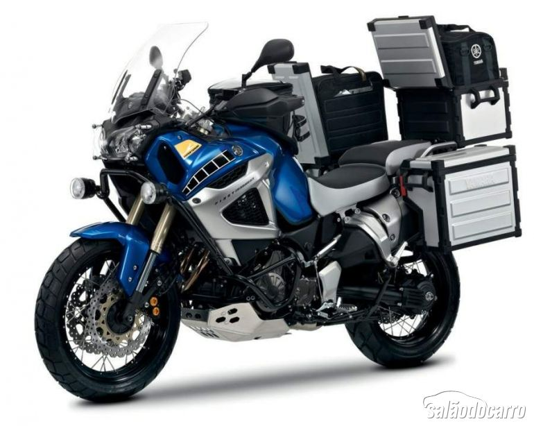 yamaha super t n r xtz 1200 ser produzida no brasil. Black Bedroom Furniture Sets. Home Design Ideas