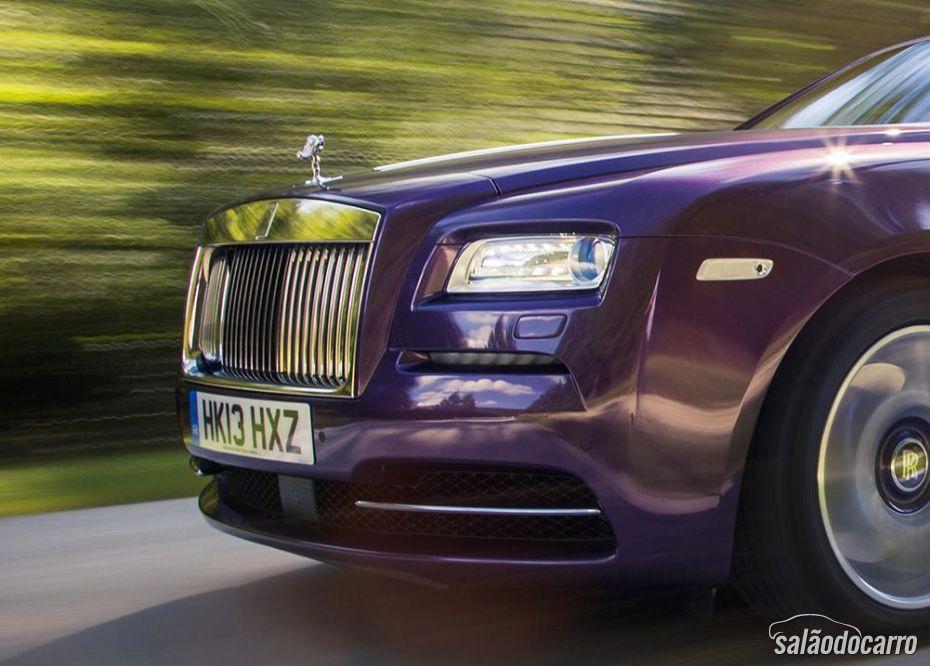 Rolls-Royce planeja SUV para 2017