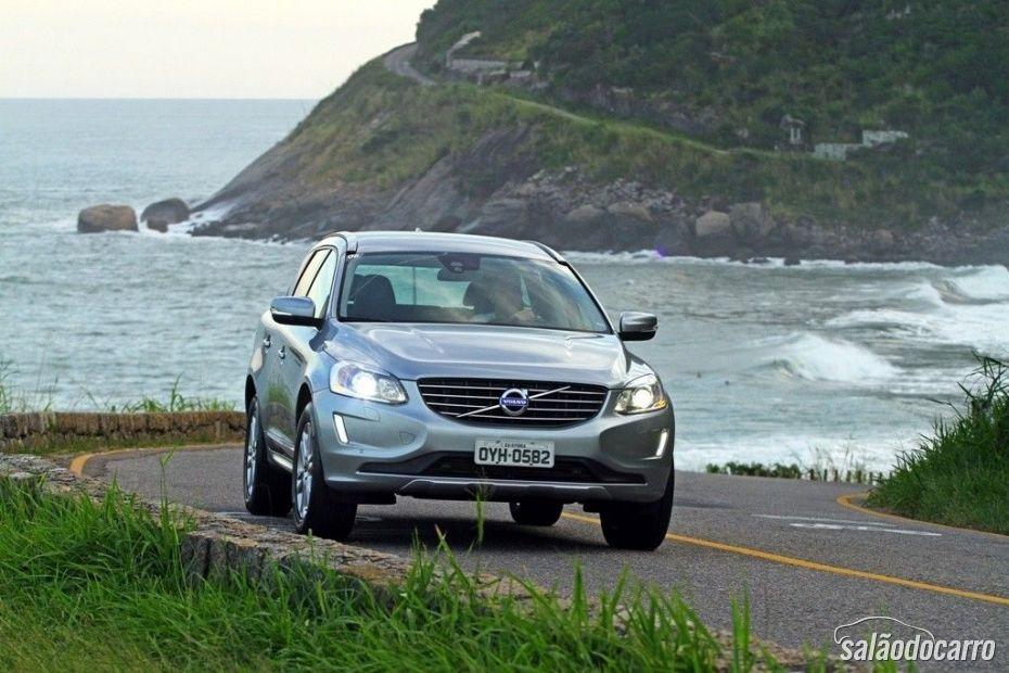 Volvo aposta na potência e economia em seus carros