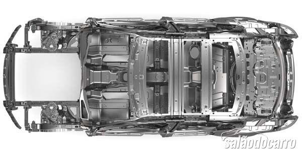 Jaguar sedã XE