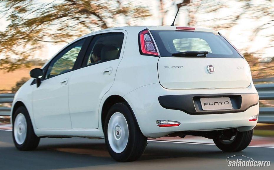 Novo Fiat Punto 2015