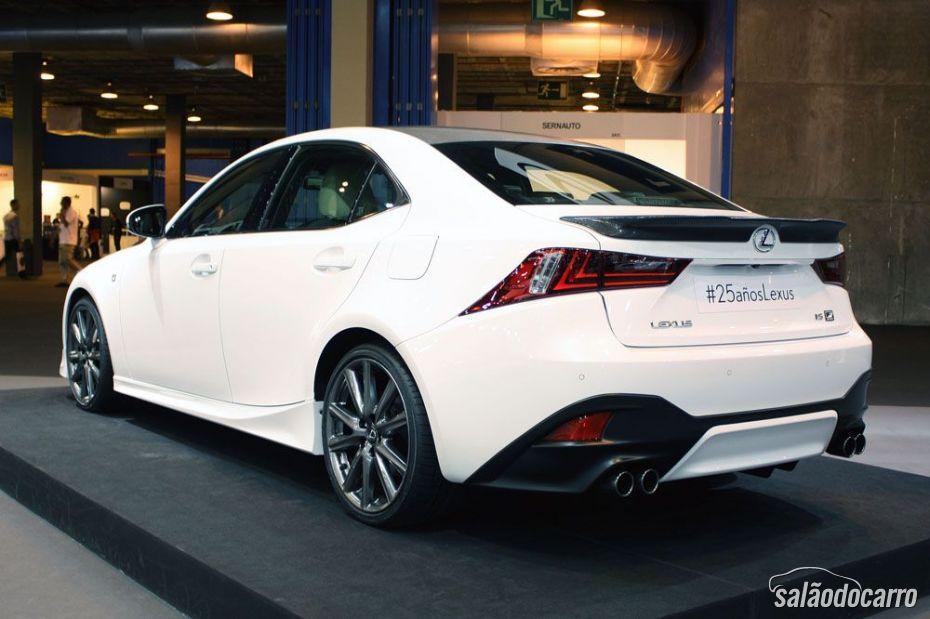 Lexus IS 25 Aniversario