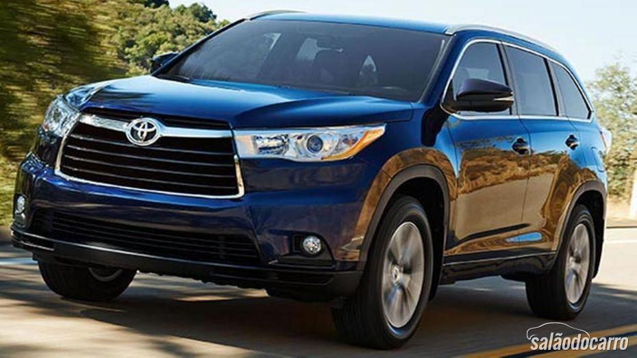 Toyota Highlander Recall
