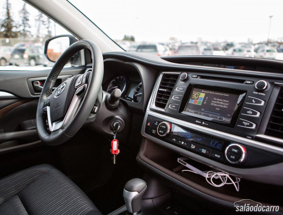 2014 Toyota Highlander Recall