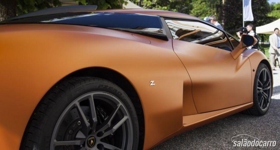 Lamborghini e Zagato criam novo 3500 GTZ