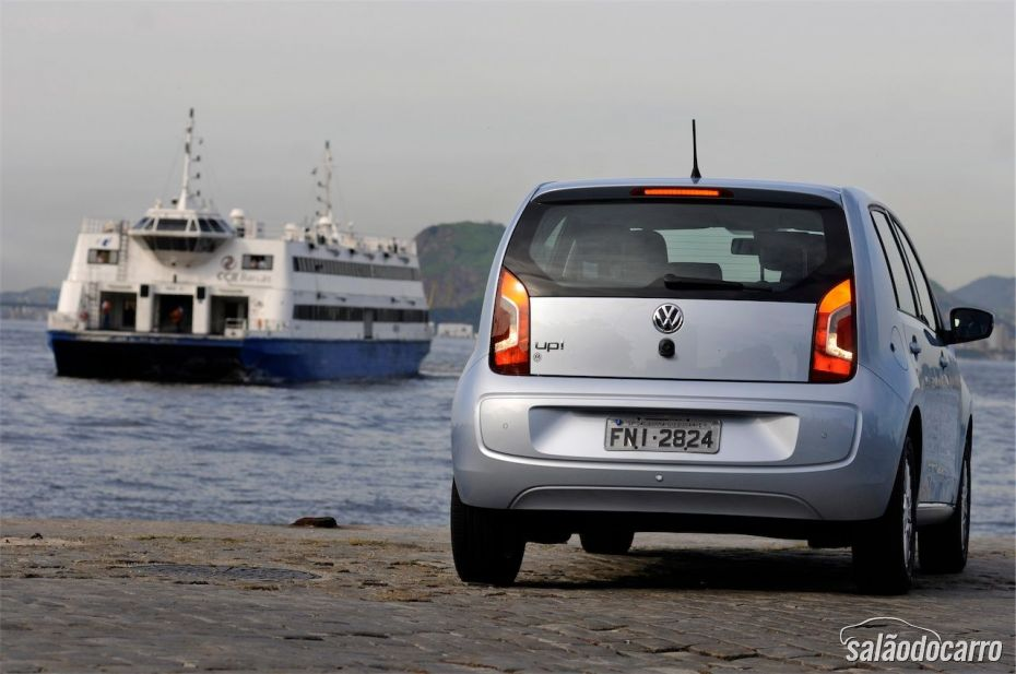 Volkswagen Up! Move Up! - Foto 3