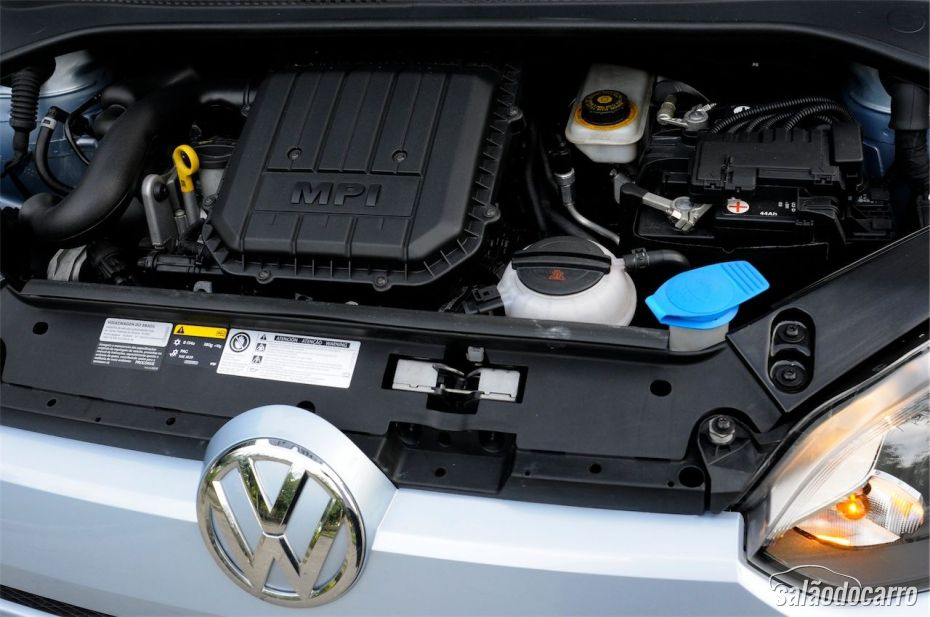 Volkswagen Up! Move Up! - Foto 6