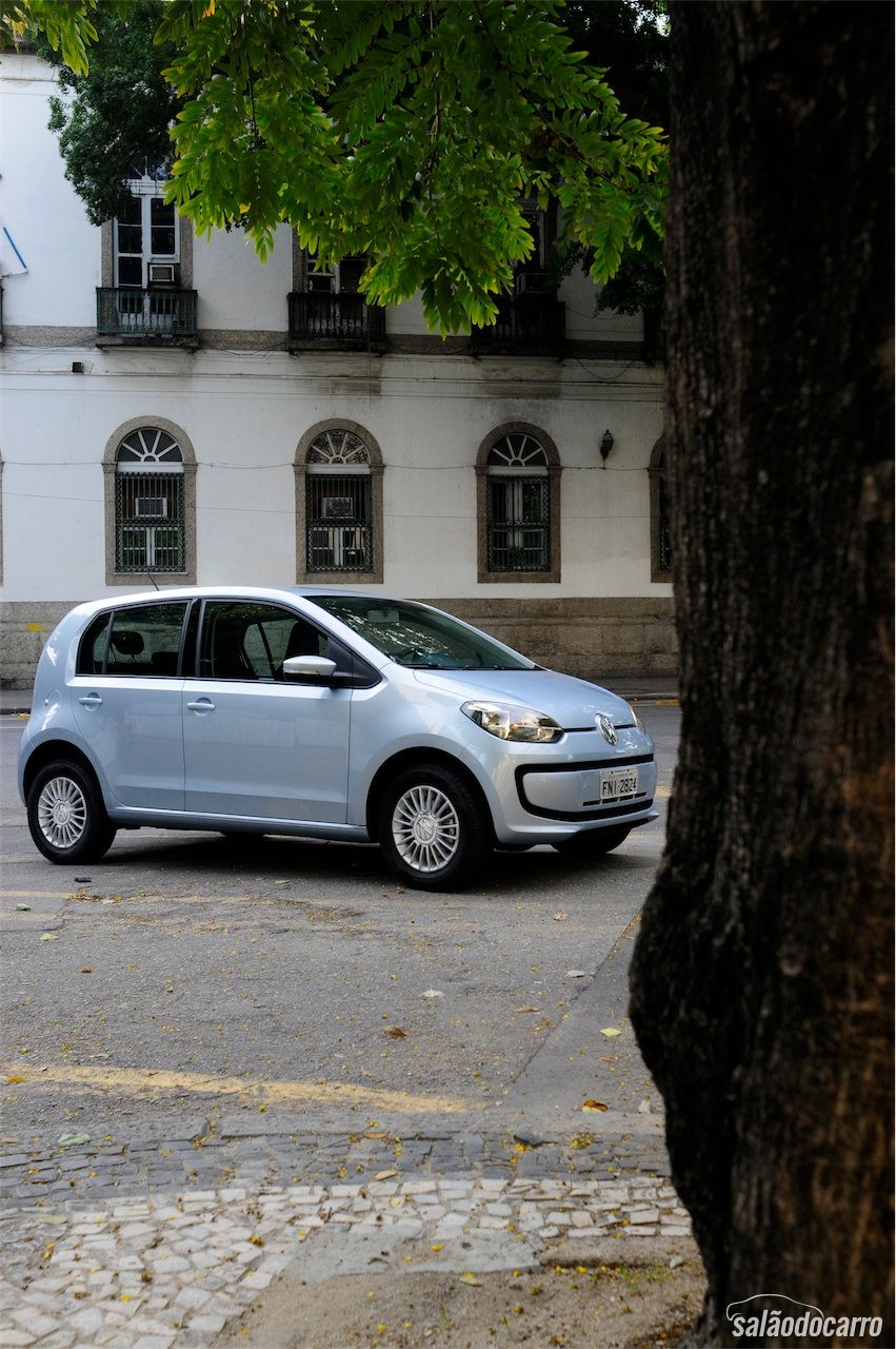 Volkswagen up! Move up!