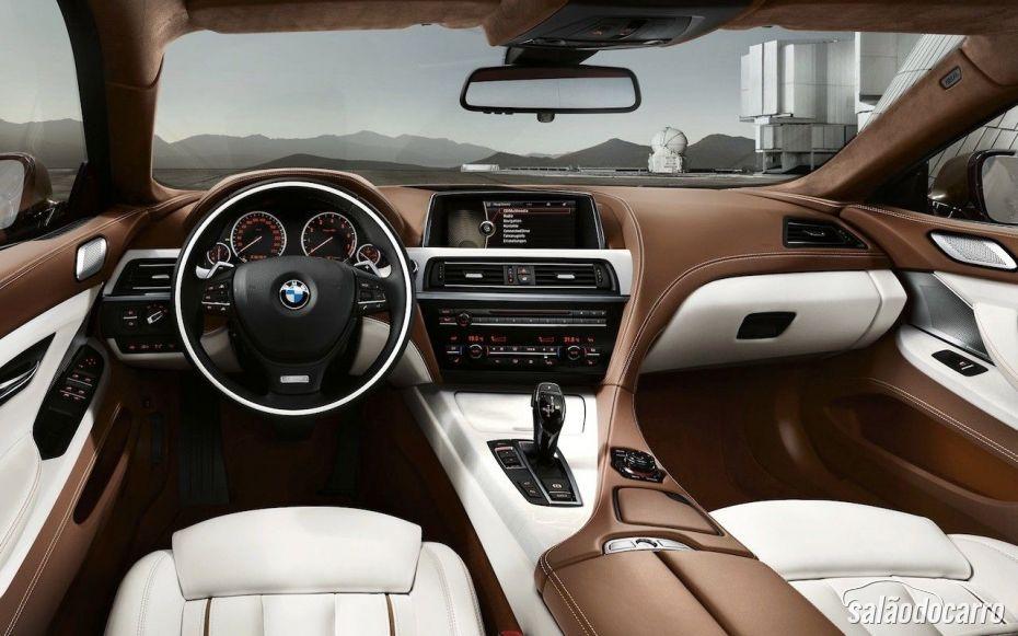BMW Série 6 Gran Coupé 640i