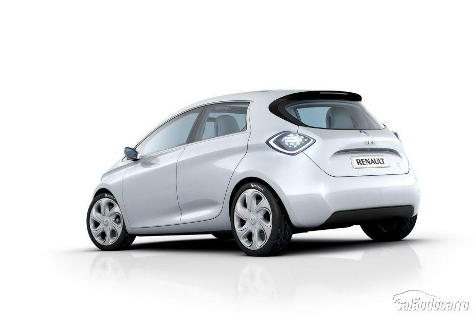 Renault Twingo Elétrico
