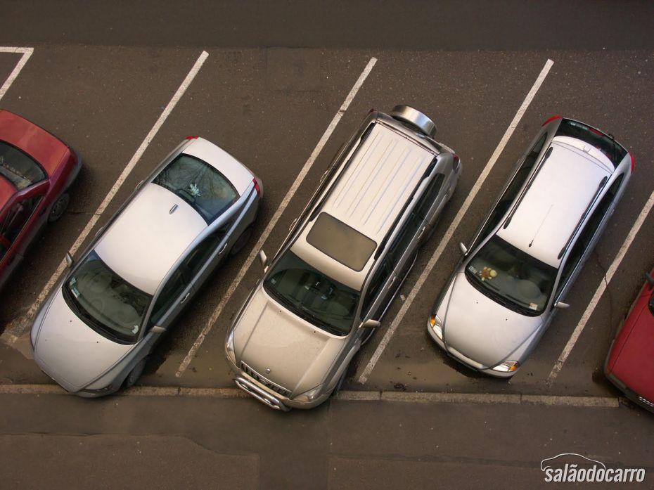 Estacionar Carro