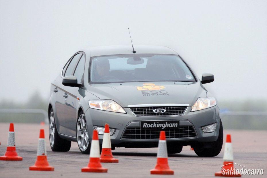 Ford Focus e o Controle de Estabilidade