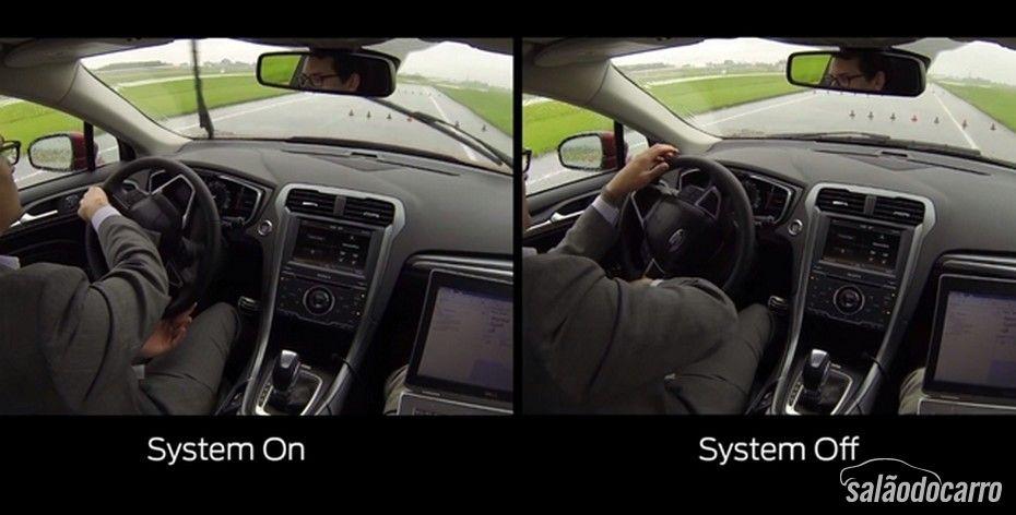 Como funciona a tecnologia de direção adaptativa da Ford