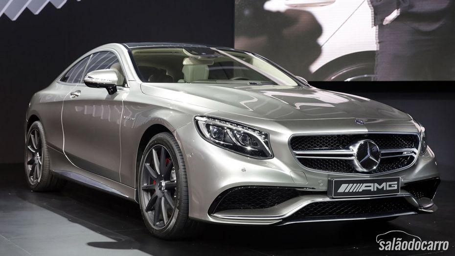 S63 AMG Coupe 2014