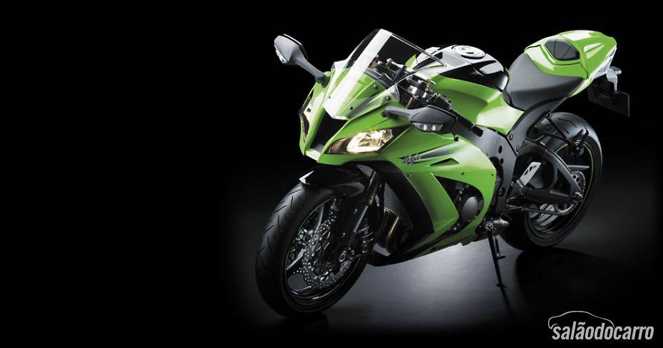 Kawasaki Ninja chega a 30 anos de história