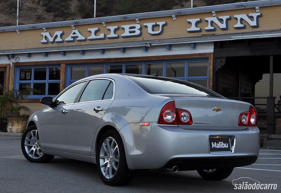 Chevrolet Malibu Recall