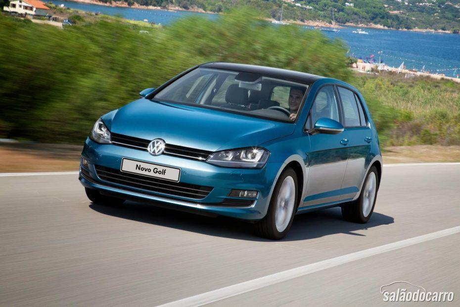 Volkswagen pacotes Golf