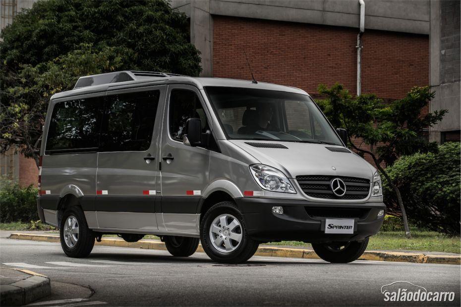 Nova Mercedes-Benz Sprinter 415 CDI - Foto 1