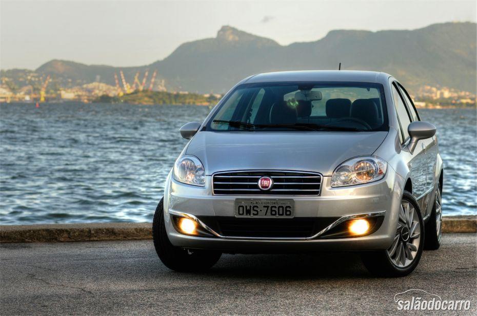 Fiat Linea Absolute - Foto 1
