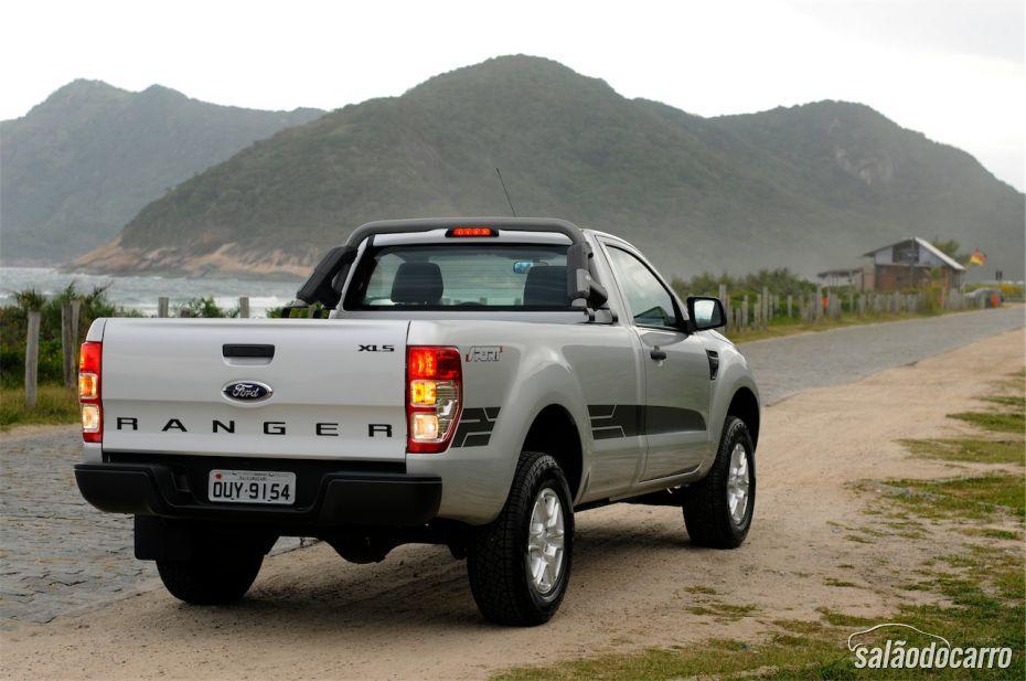 Ford Ranger XLS Sport - Foto 4