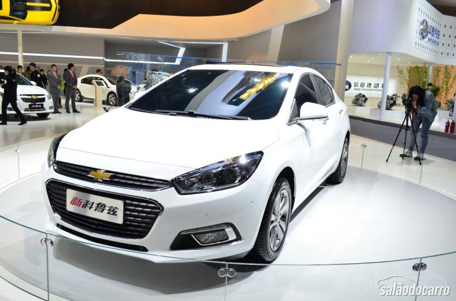 Novo Chevrolet Cruze