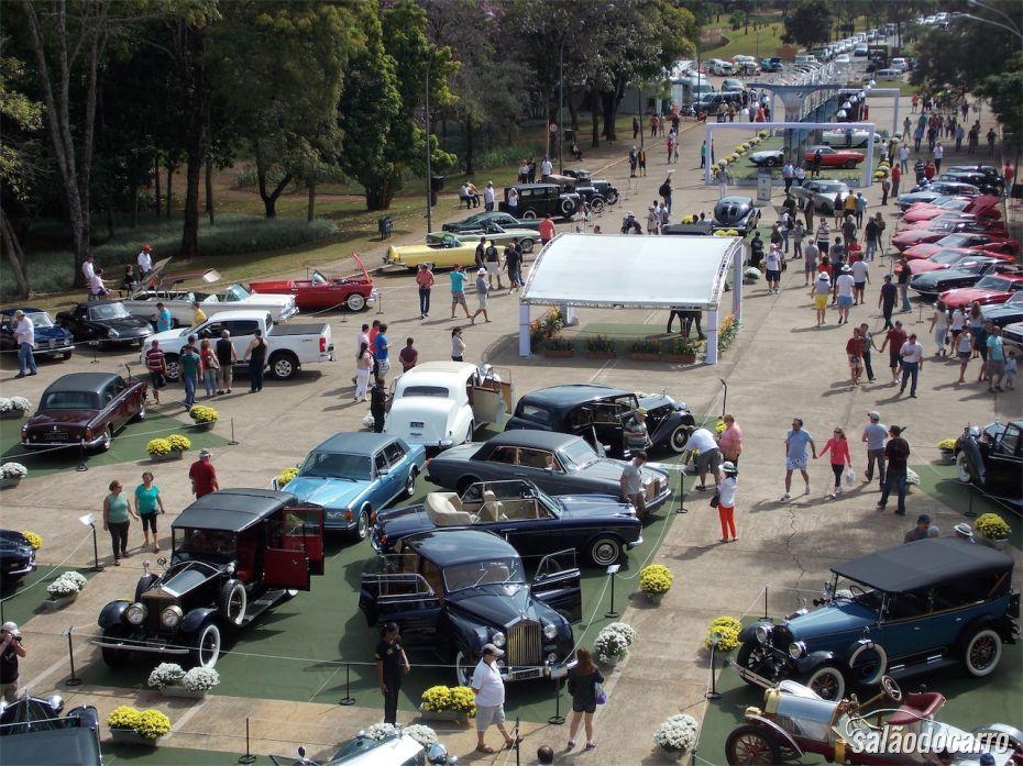 Brazil Classics Fiat Show