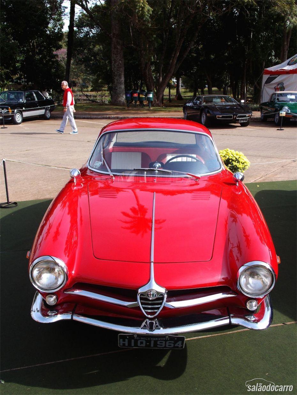 Alfa Romeo SS Giulia 1964