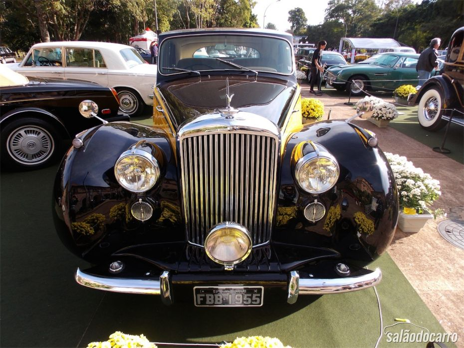 Bentley Hooper 1955