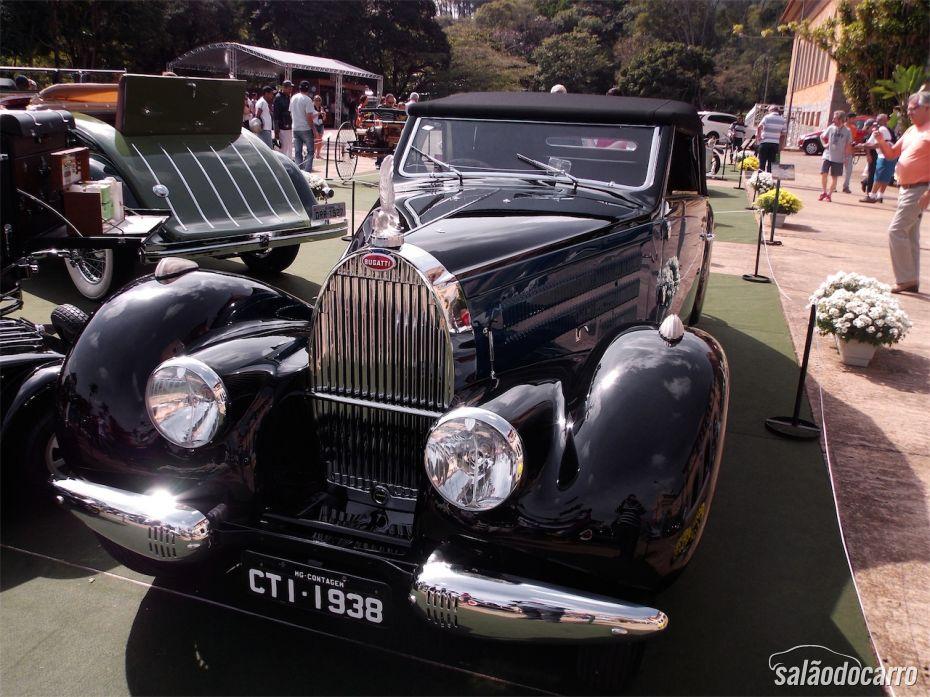 Bugatti Cabriolet Stelvio 1938
