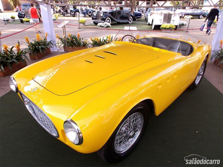 Ferrari 225 S Barchetta Vignale 1952