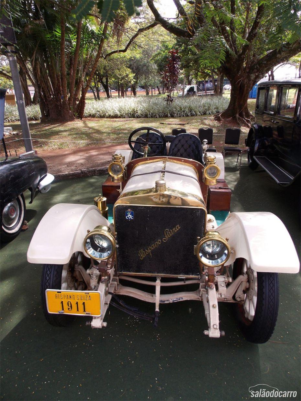Hispano-Suiza Alfonso XIII 1911