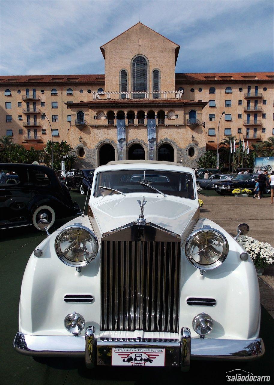 Rolls-Royce Silver Wraith 1954