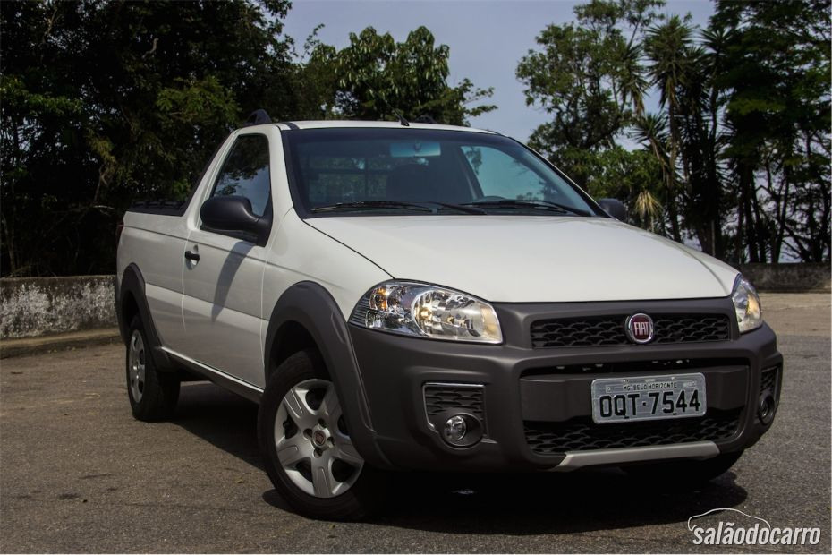 Fiat Strada Working - Foto 1